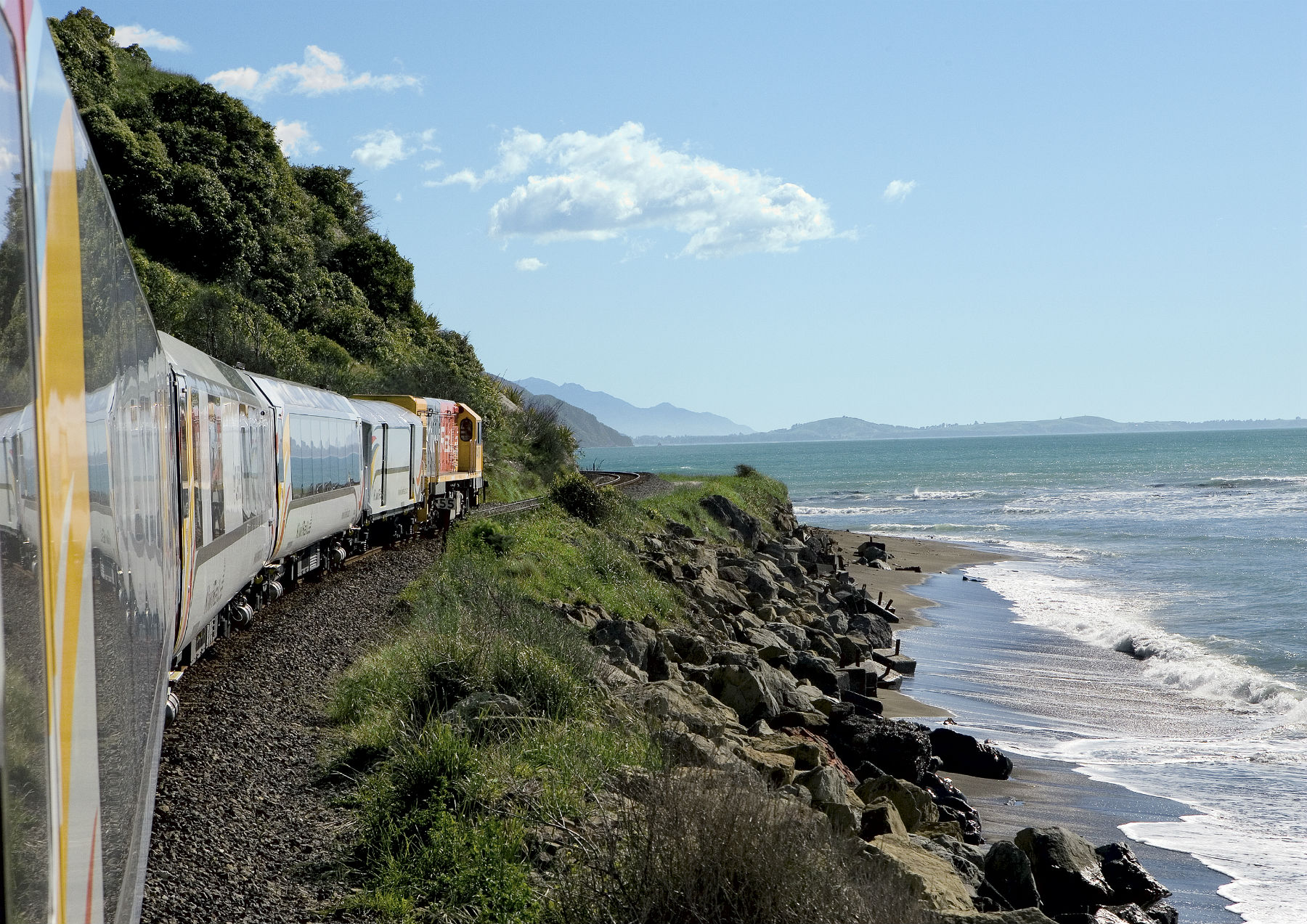 New Zealand Train Tickets Rail Bookings Tranz Scenic Agent