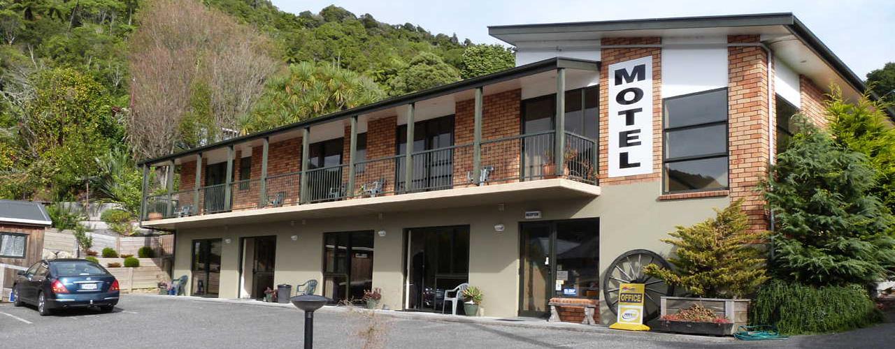 Greymouth Accommodation Motels